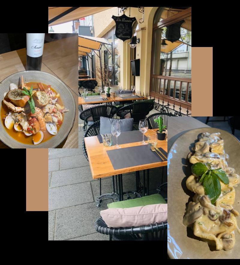Da Renata, Italiaans Restaurant Leopoldsburg, sfeerfoto's